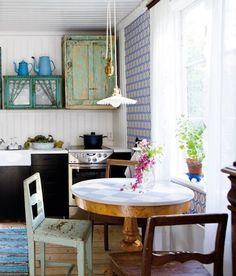 Quedamos en la cocina { Let´s meet at the kitchen }