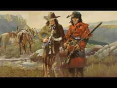 Jedediah Smith - OLD WEST LEGEND (WILD WEST FRONTIER HISTORY DOCUMENTARY) - YouTube