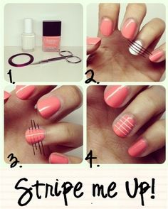 nail-art-stripes