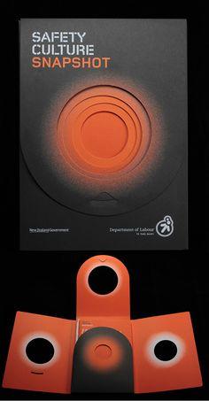 Creative folder design
