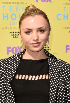 Peyton List Photos -`ts` Teen Choice Awards 2015 - Arrivals - Zimbio