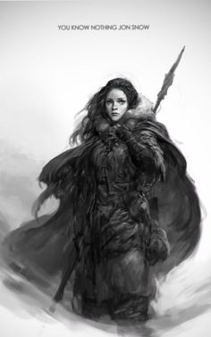 Game of Thrones--Ygritte