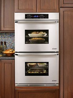 Pro-Style Double Wall Oven