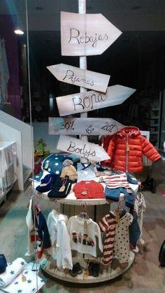 Escaparate Rebajas Mundo Matilda (Binefar Huesca)