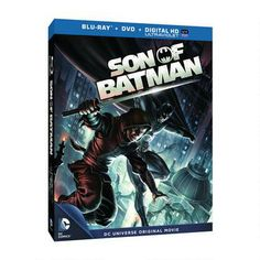 Buy Son of Batman from Zavvi, the home of pop culture. Take advantage of great prices on Blu-ray, merchandise, games, clothing and more! Son Of Batman, Batman Stuff, League Of Assassins, Ras Al Ghul, Blu Ray Movies, Dc Comics Characters, Great Films, Original Movie, Nightwing