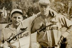Pepper Martin and Dizzy Dean- ca. 1934