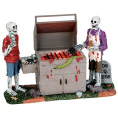 Lemax Spooky Town Gory Grillin #54912 - American Sale