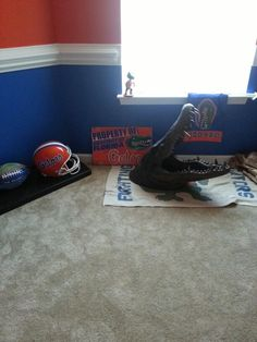 Florida Gators Room Ideas - Bing Images | Painting the House ...