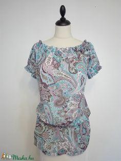 Tunika - Meska.hu Women's Fashion, Blouse, Tops, Tunic, Fashion Women, Womens Fashion, Blouses, Woman Fashion