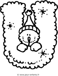 Letter U Coloring Sheets : U Snow Alphabet Coloring Pages Free. Letter U For Umbrella Alphabet Coloring Pages Free. Letter U Coloring Sheets. Snowman Coloring Pages, Coloring Letters, Alphabet Coloring Pages, Coloring Book Pages, Coloring Sheets, Alphabet A, Alphabet Templates, Snowmen Pictures, Christmas Alphabet