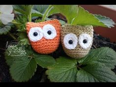 Tutorial Mini Buho Amigurumi Owl (English Subtitles) - YouTube