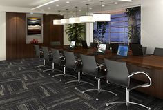 Seoul Tile, Bigelow Commercial Modular Carpet | Mohawk Group