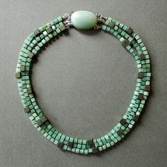 Necklace Aventurine Pyrite, Aventurine Clasp. Collar Aventurina, Pirita, cierre Aventurina. joanaloring@gmail.com