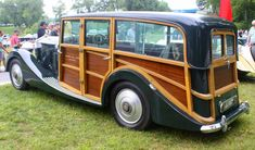 1933 Rolls-Royce 20/25 shooting brake