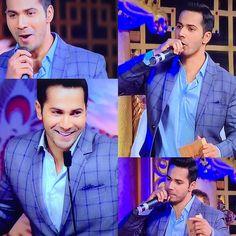 Glimpses of @varundvn Varun Dhawan in the Big Star Entertainment Awards wearing the Skyfall printed shirt!  Like his look?  #menswear #mensstyle #mensfashion #style #fashion #trend #trendy #varundhawan #bollywood #fanclub #classy #lookoftheday #classymen #dapper #dappermen #classic #gentlemen #mumbai #delhi #india #instagood #instalook #igers #bespoke #shirts