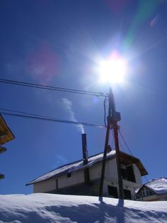 Sun on top of the Pole - Public Domain Photos, Free Images for Commercial Use Public Domain, Fibromyalgia, Utility Pole, Free Images, Vitamins, Sunrise, Healing, Hummingbirds, Pictures