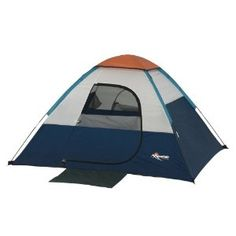 Mountain Trails Current Hiker 6-Foot by 5-Foot 2-Person Dome Tent --- http://howtogetnewmoney.com/DomeTent6Person