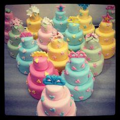 #muskatpatisserie #sugar #cake #birthday #mini #colorful #art #fun