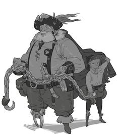 ArtStation - Daily Sketches, Rong Chen