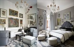 I think this is interior design by Bjorn Wallander...