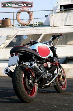 Moto Guzzi V11 Coppa Acerbo by Barbacane