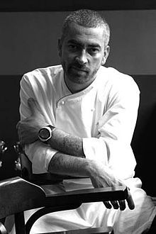 Chef, Restaurateur Alex Atala.