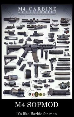 M4 Carbine Accessories - Are You Ready?