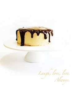 bolo de chocolate e café | chocolate and coffee cake