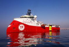 RV Barbaros Hayreddin Paşa - Ulstein SX-133 design seismic research vessel