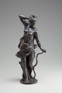 Girolamo Campagna attributed to  Italian (Venice), 1549–1629      Diana...............