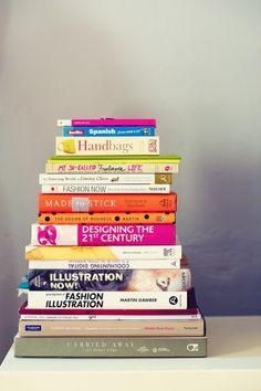 my books!