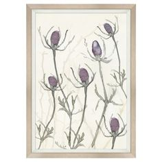 Check out this item at One Kings Lane! Lavender Foliage II