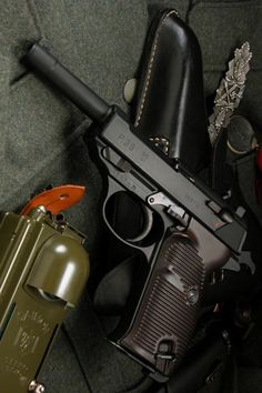 WALTHER P-38 in 9mm