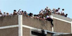 #Internacional Concluye motín en prisión de #Venezuela, un guardia muerto