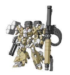 RPT-007 [G] Gespenst MK-II Ground Type by SolGravionMegazord.deviantart.com on @DeviantArt Robot Concept Art, Armor Concept, Robot Art, Armored Core, Mecha Suit, Armadura Medieval, Sci Fi Armor, Japanese Anime Series, Gundam Art