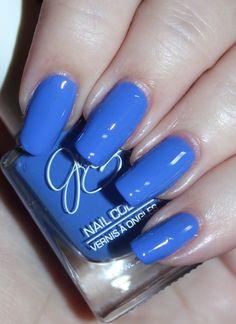 Jesse nail polish / Islands inn anacortes wa Nail Polish julie g nail polish Navy Nail Polish, Glitter Nail Polish, Sky Blue Nails, Color Changing Nails, Blue Lipstick, Nails Only, Blue Makeup, Nail Art Galleries, Fun Nails