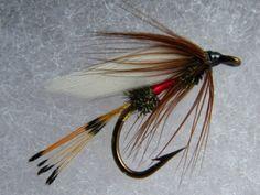 Royal Coachman Wet Fly size #8