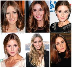 love olivia palermo's hair... always