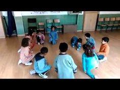 danza de los 7 saltos INFANTIL 5 AÑOS - YouTube
