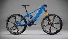 Kinazo e1, le vélo électrique imprimé en 3D grâce à Volkswagen - 3Dnatives