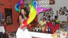 Kibbes Fusión restaurante árabe con show de danza en Cali Reservas:311 736 02 04