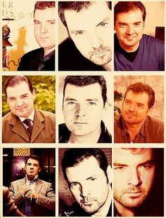 Nine Favorite Pictures of Brendan Coyle via http://www.downtonabbeyaddicts.com/2012/05/nine-favorite-pictures-of-brendan-coyle.html