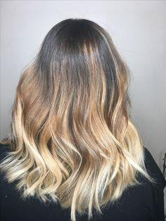 #blonde #balayage #highlights #olaplex @samanthabeth85