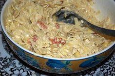 hearty greek pasta