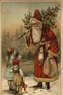 Vintage Christmas Images, Old Christmas, Old Fashioned Christmas, Christmas Scenes, Victorian Christmas, Primitive Christmas, Father Christmas, Retro Christmas, Christmas Pictures