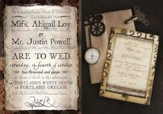 Vintage Wedding Invitations-Set the Tone for a Timeless Wedding Country Wedding Invitations, Engagement Invitations, Wedding Invitation Templates, Vintage Invitations, Invitation Ideas, Wedding Stationery, Wedding Website, Wedding Blog, Wedding Ideas