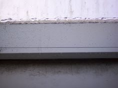 These #rooflights (not ours!) are so poorly insulated hoar frost collected on the inside!