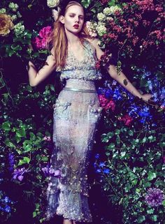 """""""In the Night Garden"""" Sunday Times Style May 2014"""