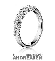 Rivitulppaani-sormus, Kultasepät Andreasen