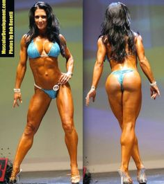Bodybuilding girl fucked hard and cries very